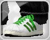 !LC™ Curvez Kickz Green