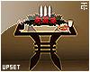 ~Snack table/p.xmas
