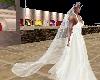 Sapphire Wedding Veil 2