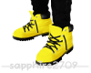 *S* MensBoots_Yellow