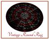 [BM]Vintage Round Rug