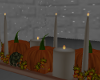 Pumpkin center deco| A