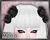 Roses Tiara | Black