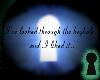 *LI* Keyhole Blue