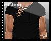 Mel* Black T-shirt