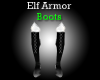 Female Elvish Armor Boot
