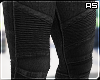 Reg. Biker Denim Black