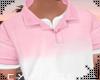 ©Summer Polo Shirt pink
