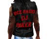rcz DJ biker vest