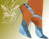 BabyBlue shoe