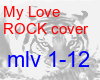 MyLoveROCKcover