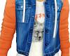LA Jacket Couple Fox