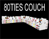 80TIES COUCH/SOFA