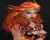 Animated FLAME HAIR