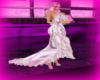 Barbie Satin pink gown
