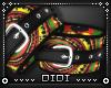 !D! Me Reggae Armbands