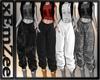 MZ - Janis Pants Black