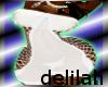 (D) DE SEXYBISH WHITE GA