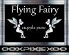 flying fairy snuggle pos