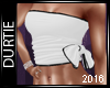 [T] Bow Top White