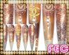 FEC G.M.O GLASS TIP SET