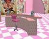 Frenchy's Reception Desk