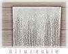 A* Glitter Canvas Silver