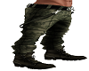 Army pants+boots