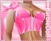 -CandyFloss- pvc top