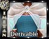 (MI)Derivab dress+shall