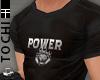 #T Power Jersey #Black