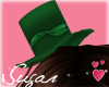 Shamrock Small Top Hat