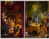 Occult Rooms