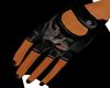 VampinWolf Glove Blk Nai