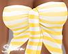 $ Summer Stripes Yellow