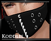 ☠ Spike Face Mask M