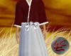 Samurai Outfit Re&White