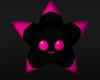 Kitsu-Star (Pink)