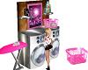 kids play washer n dryer