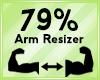 Arm Scaler 79%