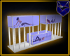 ! White Cage 03c Glas