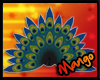 -DM- Peacock Tail
