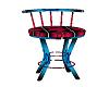 open chair mesh
