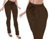 TF* Brown Tie Pants