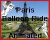 PARIS BALLOON RIDE