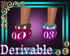 Derivable Cute Slippers
