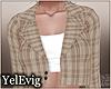 [Y] Tina nude jacket