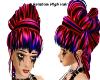 Rainbow High Hair