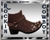 Rockin CB Cross Boots