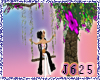 (J) pink romance tree